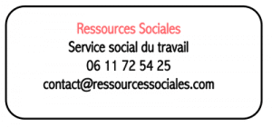 contact Ressources Sociales